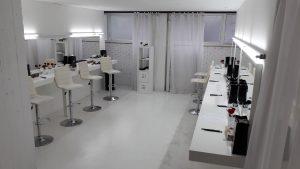 witte werkruimte