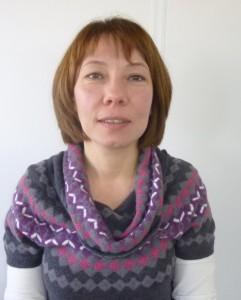 Natalka Yavorska voor
